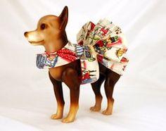 "Pets Need Love ""Summer In Paris Dog Dress"""