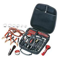 Apollo Precision Tools 64-pc. Travel & Automotive Tool Kit