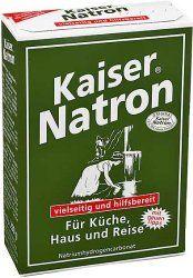 34 x Natron: Wundermittel für Küche, Haus, Garten, Schönheit