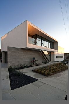 Casas - Houses - The Charmer / Jonathan Segal Architect Architecture Design, Residential Architecture, Amazing Architecture, Contemporary Architecture, Contemporary Design, Installation Architecture, Residential Complex, Building Architecture, Modern Exterior