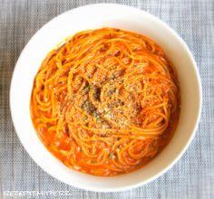 Rezepte mit Herz ♥: One Pot Pasta II - super cremig Nicht im TM machen! Schwer zu säubern