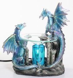 Double Blue Dragon