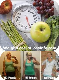 Lose weight food schedule