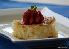 Heavenly Pineapple Cake   The thing that makes this cake so heavenly isn't the fact that it's lightly sweet and full of crushed pineap...