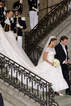 Princess Madeleine of Sweden and Christopher O'Neil