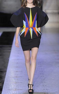 Basquiat Dress by Dice Kayek for Preorder on Moda Operandi