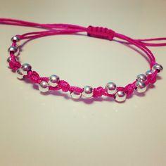 Pulsera rosa