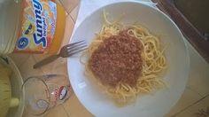 A Vida de Uma Adolescente: Esparguete!!!