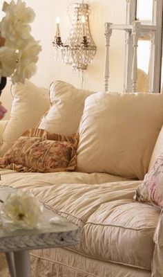 Comfy Shabby Chic Goodness