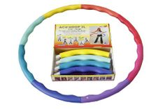 DISCOUNT 50% OFF Weighted Sports Hula Hoop for Weight Loss - Acu Hoop 3L - 3 lb. large Cheap Sale 2013