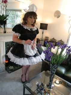 Maid for Transfetish