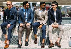 Street Style: Tommy Ton Shoots Pitti Uomo  Our street shooting man spots the standout sartorial efforts outside Florence's menswear tradesho...