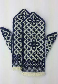 Free knitting pattern - : Manicmaiden's Celtic Carol More