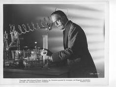 A&C Meet Dr_Jekyll & Mr Hyde - 1953 - production 1732 - Universal Actors - Universal Pictures -  Film Stars - Movie Still -