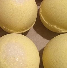 Image of Lemon Haze CBD Bath Bomb