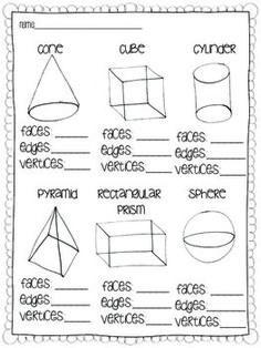 sort 2d and 3d shapes 3d shapes 2d and worksheets. Black Bedroom Furniture Sets. Home Design Ideas