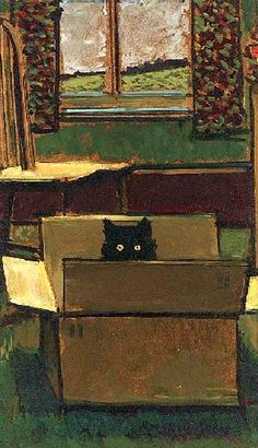 Вот! Некоторые из величайших произведений искусства, посвященные Коту: tanjand