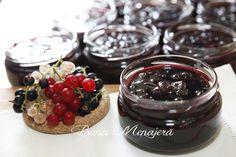 Sos chutney coacaze | Buna Menajera Chutney, Chocolate Fondue, Acai Bowl, Fruit, Gallery, Breakfast, Link, Desserts, Food