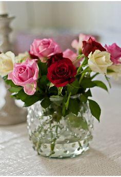 Arcoires de rosas.