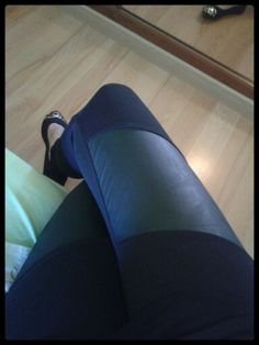 My new leggins