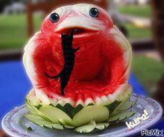 Watermelon, Fruit, Food, Essen, Meals, Yemek, Eten