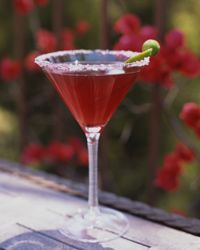 Pomegranate Margaritas Recipe on Food & Wine