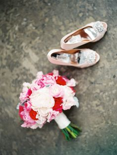 chicago winter wedding life in bloom bridal details bouquet, Photo by Kina Wicks  Photography