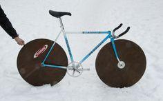 takhion pursuit lo pro track bike