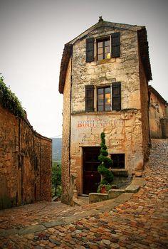Old Boulanger - Lacoste, Provence   by © Frédéric L