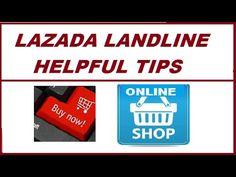Need Help? Lazada Landline Support Helpful Tips Help Desk, Tips Online, Helpful Tips, Philippines, Useful Tips, Handy Tips, Helpful Hints