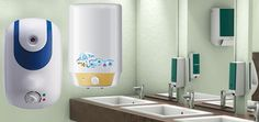 Looking to Buy a Water Heater for your Home? Read the following blog post and know various types of #water_heaters.