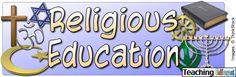 Teaching Ideas: Religious Education