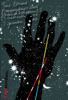 Rene Wanner's Poster Page & Pierre Bernard - Pierre Bernard, Talk To The Hand, Art Graphique, Love Letters, Design Projects, Modern Art, Creations, Darth Vader, Graphic Design