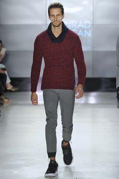 Male Fashion Trends: EFM Fall-Winter 2017 - New York Fashion Week Men's