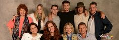 Once Upon A Time-Season 1-Season 2-Season 3-Season 4-Season 5-Season 6-Beverly Elliot-Kristan van Straten-Robbie Kay-Giles Matthey-Michael Raymond-James-Sean Maguire-Lana Parrilla-Rebecca Mader-Emilie de Ravin-Robert Carlyle | OMG WHEN WAS THIS???? HOLY WHAT IF THIS IS THE CAST FOR SEASON 7 MINUS BEX AND EMILIE?!??!! OH GOD PLEASE I NEED ME SOME PETER PAN!!!!!