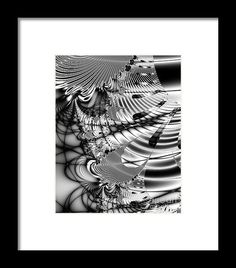 The Web We Weave Framed Print by Wingsdomain Art and Photography  wingsdomain fractal fractals fractal art fractal geometry geometry geometric geometrical abstract pattern patterns modern complex math mathematic mathematics mathematical chaos chaotic nature