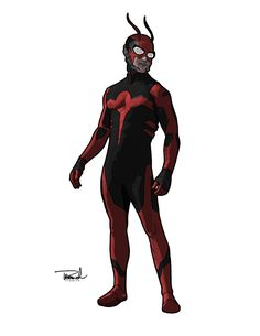 ant man suit redesign - Google Search