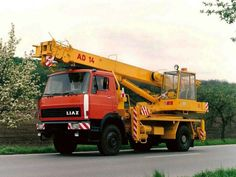 Trucks, Heavy Equipment, Cars And Motorcycles, Vintage Cars, Cool Cars, Czech Republic, Buses, Vehicles, Retro