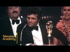 Peter Falk's Hilarious Acceptance Speech for COLUMBO | Emmys Archive (1972) - YouTube