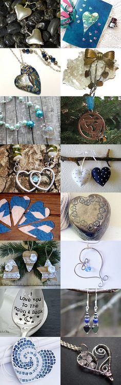 I Heart Thee by Karina Scott on Etsy--Pinned with TreasuryPin.com