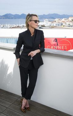 Robin Wright wearing