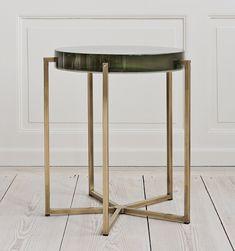 McCOLLIN BRYAN - Lens Table. Available through HOLLY HUNT.