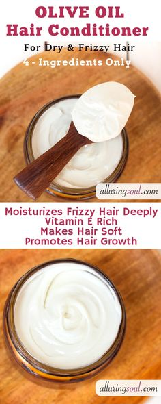 10 DIY Shea Butter Hair Conditioner Recipes - BlissOnly