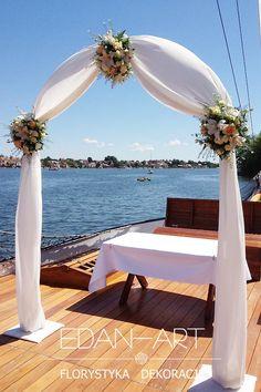 Ślub na statku Mikołajki, Chopin, Olsztyn, Warmińsko-Mazurskie Edan-Art #wesele #slub