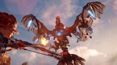 Horizon Zero Dawn: Taking On a Terrifyingly Huge Bird Robot Watch as face a menacing foe with a unfair aerial advantage. March 02 2017 at 04:00PM https://www.youtube.com/user/ScottDogGaming