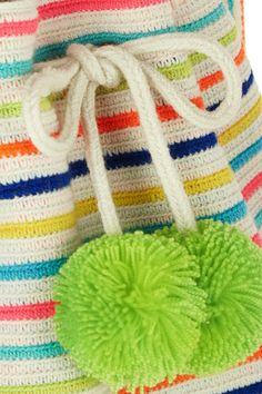 Wayuu Mochila shoulder bag €365.67 http://www.net-a-porter.com/products/548193