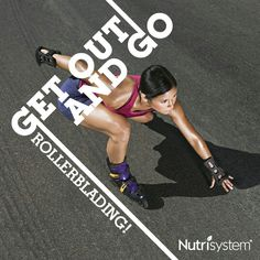 Get Out and Go – Rollerblading! Extreme Workouts, Extreme Fitness, Inline Speed Skates, Inline Skating, Roller Skating, Burn Calories, Get In Shape, Getting Out, Stay Fit
