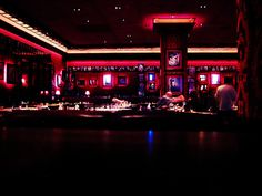 STRIPHOUSE, Planet Hollywood Hotel, Las Vegas, NV