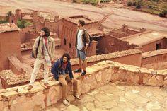 Mit Camel Active auf Roadtrip durch Marocco - die aktuelle Frühjahr-Sommer Kampagne entführt uns in die Wüsten, Städte und Oasen Maroccos. Jetzt den von Camel Active inspirierten Reisebericht im HIRMER Menstyle Blog lesen.