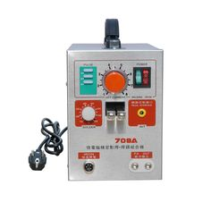 ECO 1.9KW LED Pulse Battery Spot Welder 709A with Soldering Iron Station Spot Welding Machine for 18650 16430 14500 Battery Pack #Affiliate